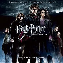 Book 4 Soundtracks - Harry Potter and the Goblet of Fire - Patrick Doyle