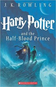 Harry Potter half blood prince audiobook download