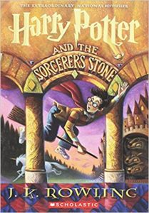 Harry Potter and the sorcerer's stone audiobook download.