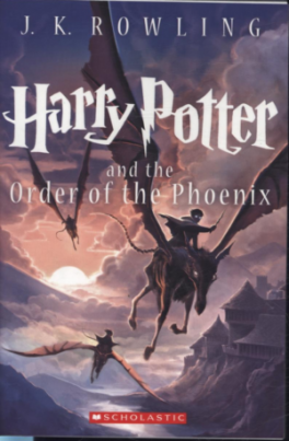 Harry Potter and the order of the phoenix audiobook free