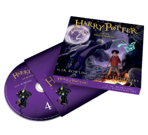 listen to Harry Potter and the deathly hallows audiobook