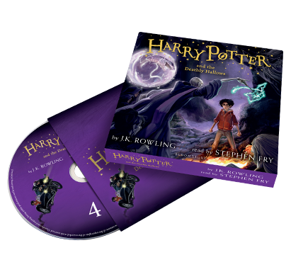 Harry Potter and the deathly hallows audiobook Stephen Fry free