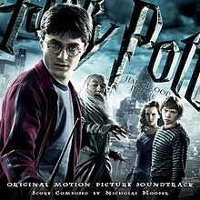 6 Soundtracks - Harry Potter and the Half-Blood Prince - Nicolas Hopper