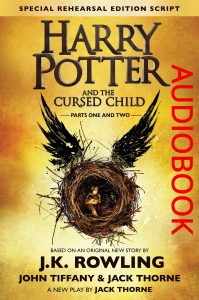 Harry Potter and the cursed child audiobook stephen fry